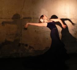 Julie Andkjær Olsen, flamenco dancer